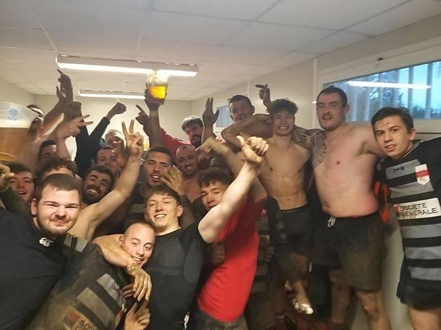 Victoire du rugby club noyon contre Vélizy, 10 à 7