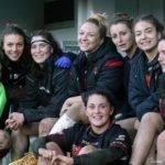 les filles du LOU L'équipe Elite s'incline 38 0 à Blagnac et se positionne 6ème au classement avec 11 point