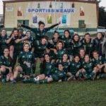 Les play off démarrent bien pour les rugbykinis de Suresnes Victoire 10 34 contre Meaux