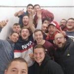 Selfie dans les WC à Montauban nord