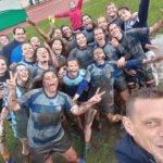 Selfie victoire boueuse contre le Balma olympique sur le score de 24 0 à Marseille