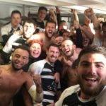 Victoire de l'Union 39 9 contre Mont de Lacaune. La dernière de Tit Franck au club