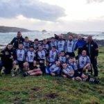 rugby football club kastellin jouait dans le nord finistère merci vincent