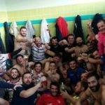 victoire à l'extérieur des coteaux contre Portet sur Garonne sur le score 22 à 09