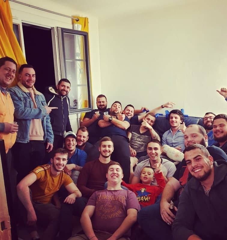 Victoire du RCFPO Rugby club féminin du pays D'olmes à l'estérieur et chez tonton