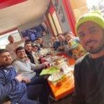 Week end de repos et de solidification du groupe pour la JOP de Prades en montagne