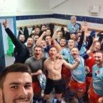 victoire bonifiée pour l'équipe b de saint sulpice la pointe à Castelnaudary