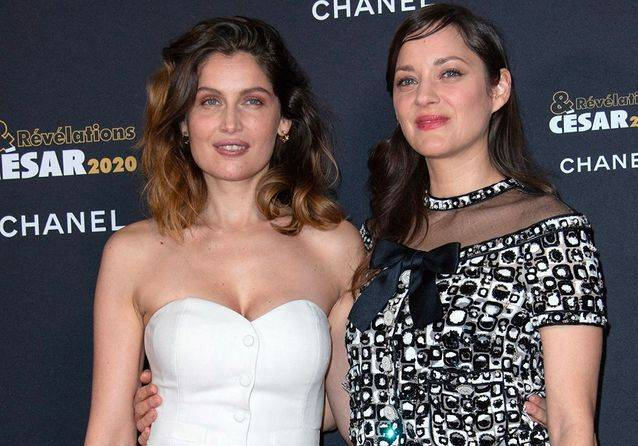 Revelations des Cesar Laetitia Casta et Marion Cotillard sublimes marraines chanel closer