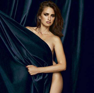 penelope cruz couverture esquire magazine