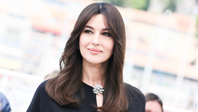 Monica Bellucci Mistress Of Ceremonies Photocall The 70th Annual Cannes Film Festival