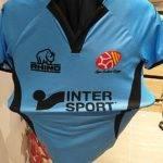 Les arbitres de la Ligue Occitanie sont aussi impactés des maillots rétrécissant