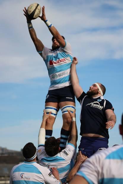 Périgueux Karl Lambert CAP Rugby Officiel