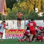 Canton d'Alban   Juillan ©photo Christophe Fabriès RugbyAmateur (2)