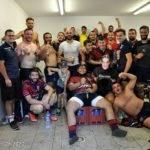 Doubles victoires contre ST GIRONS pour COARRAZE NAY et le traditionnel selfie