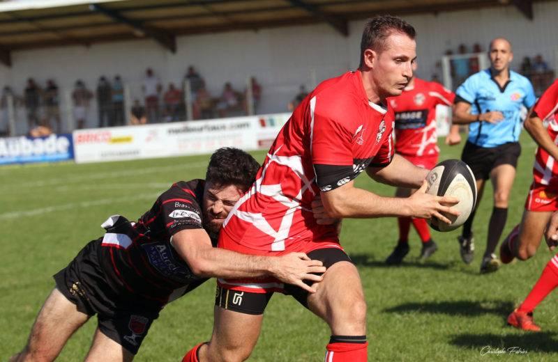 Juillan Alès ©photo Christophe Fabriès RugbyAmateur (1)