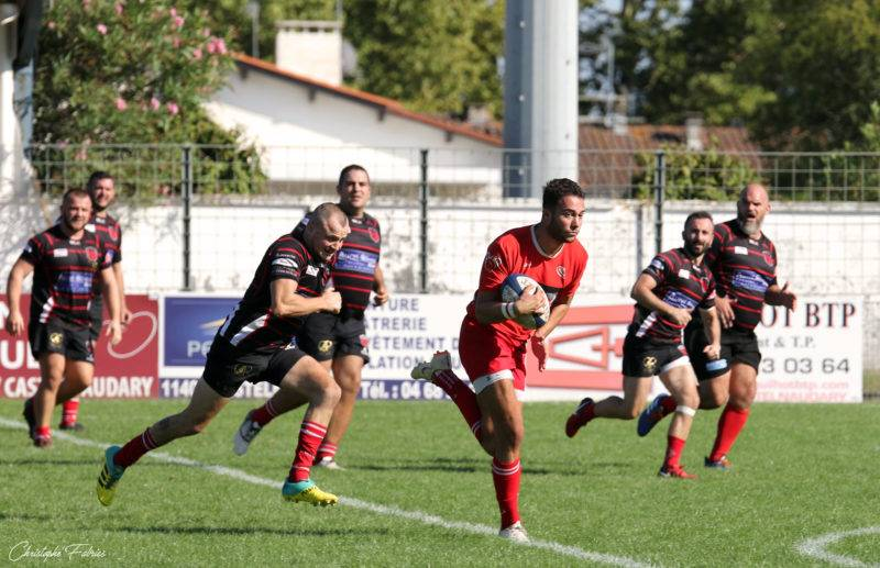 Juillan Alès ©photo Christophe Fabriès RugbyAmateur (12)