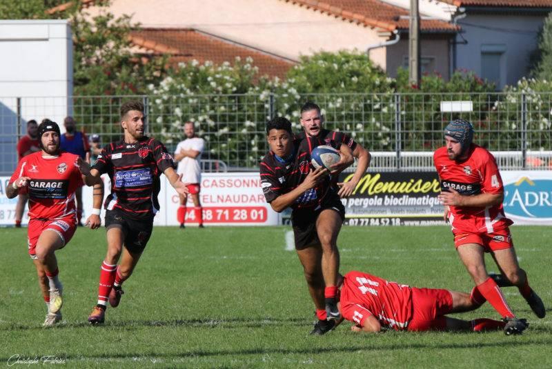 Juillan Alès ©photo Christophe Fabriès RugbyAmateur (4)