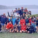 Les féminines du RC L'Aurence Limoges l'ont joué Koh lanta et parcours du combattant sous la pluie ce samedi durant leur stage de cohésion