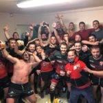 NSL rugby vainqueur 34 0 de Verneuil