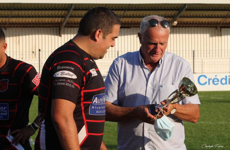 RC Cevenol Moissac ©photo Christophe Fabriès RugbyAmateur (13)