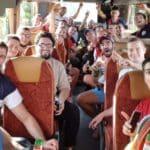 Selfie victoire RC rougier 24 à 23 à la Nicolaïte. Bon anniversaire Super man