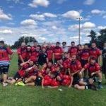 Victoire de l'équipe réserve de Cazères le Fousseret 24 à 0 contre les Baronnies