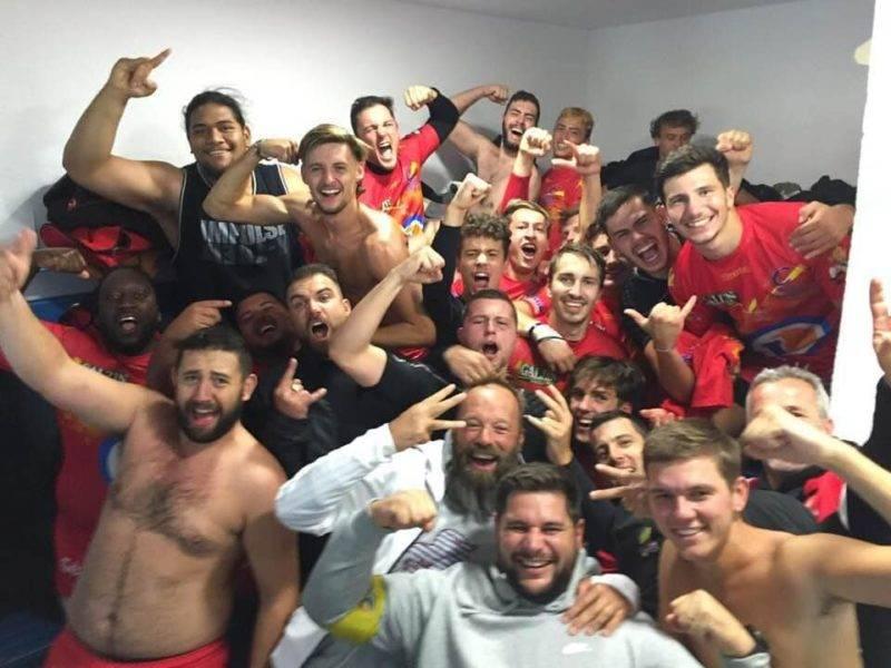 Victoire de l'équipe réserve du SOM sur le score de 31 18 face à Prades