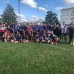 Victoire de l'équipe une de Cazères le Fousseret 62 à 0 contre les Baronnies