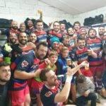 Victoire des coteaux de l'arrêt réserve 16 a 10 et victoire première 38 à 36 contre une belle équipe de mazeres Cassagne