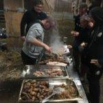aubusson stage barbecue soir