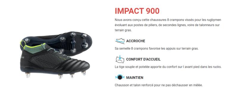 impact 900