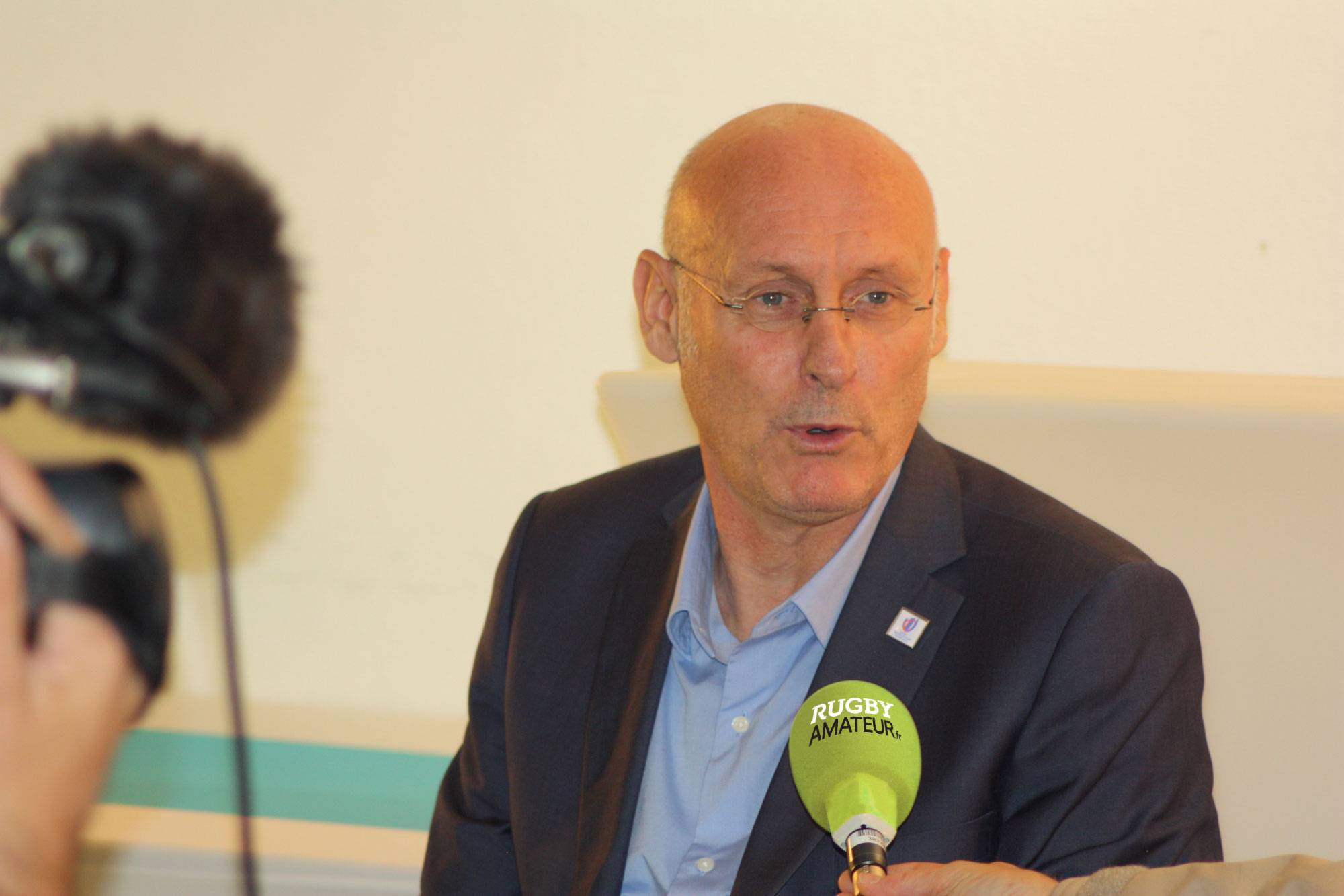 interview bernard laporte micro