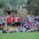 les jeunes du PARC   Pole Avenir Rugby Corrèze   ont largement battu Malemort en amical