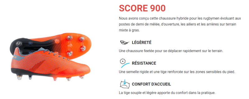 score 900