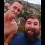 selfie aubusson joueurs sur les hauteurs bis