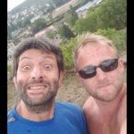 selfie aubusson joueurs sur les hauteurs ter