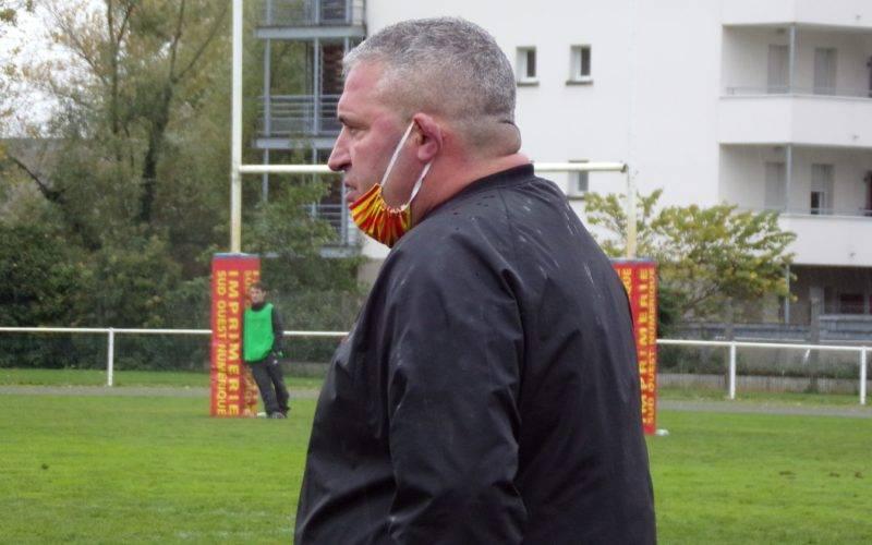 Julien Bouic regrettait les occasions manquées par son équipe.