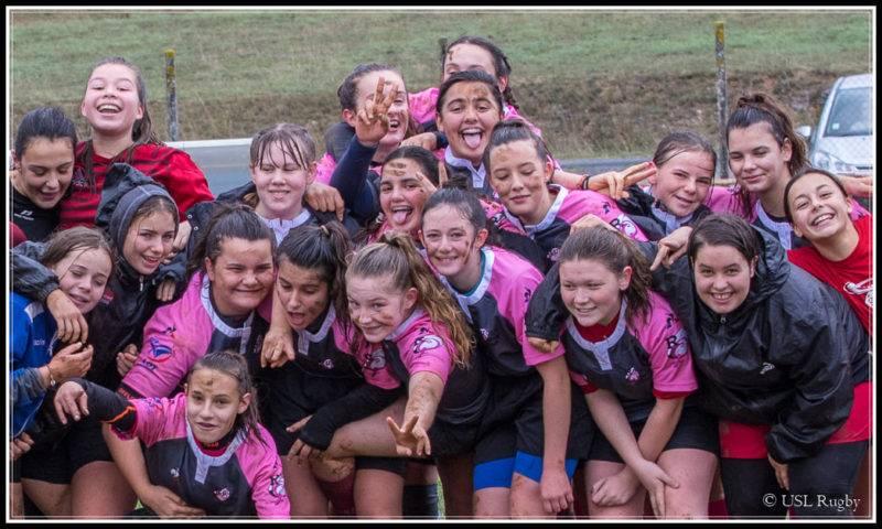 1er regroupement des jeunes filles M15F à Rocamadour