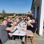 Malgré le forfait du Bas Armagnac Rugby Club ce week end l'équipe réserve du RC lomagne fête la victoire à 5 points
