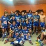 Victoire 13 12 de la B de morlaas à Saint Giron