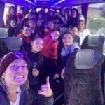 Victoire des seniors féminines du RCA à Bagnères 14 à 5