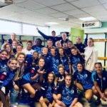 double victoire montpellier féminines elite 1 contre Lons