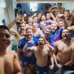 selfie victoire de Limoges à Trélissac