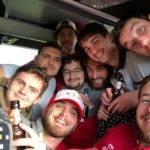 victoire de l'équipe réserve du Rugby Club Palaisien après sa victoire face à Égletons