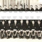 camille bonnet (au 1er rang 1er a gauche) avec l equipe du valence sportif qu il entrainait photo dr 1580754296