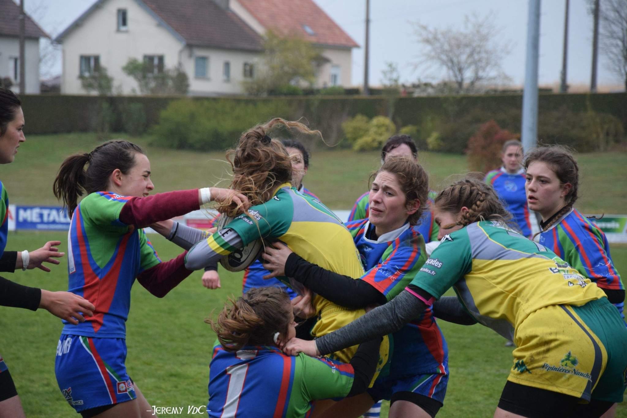 Clap de fin pour les féminines ? (photo Jérémy VdC)