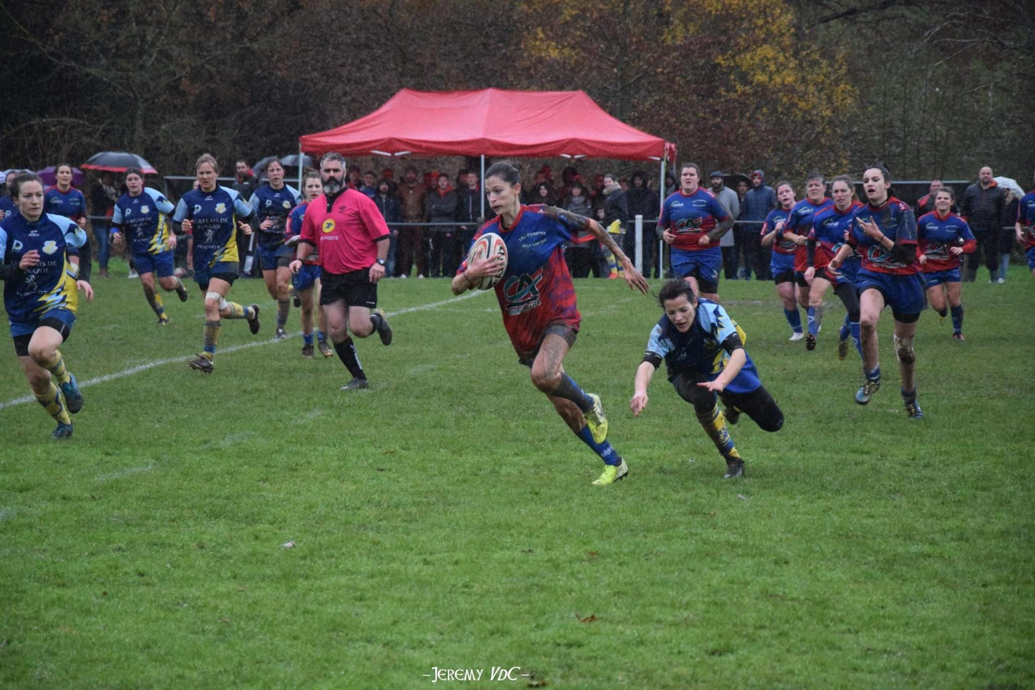 Reverra-t-on du rugby féminin à X en Nouvelle-Aquitaine avant la fin de saison ? (archive photo Jeremy VdC - RugbyAmateur.fr)