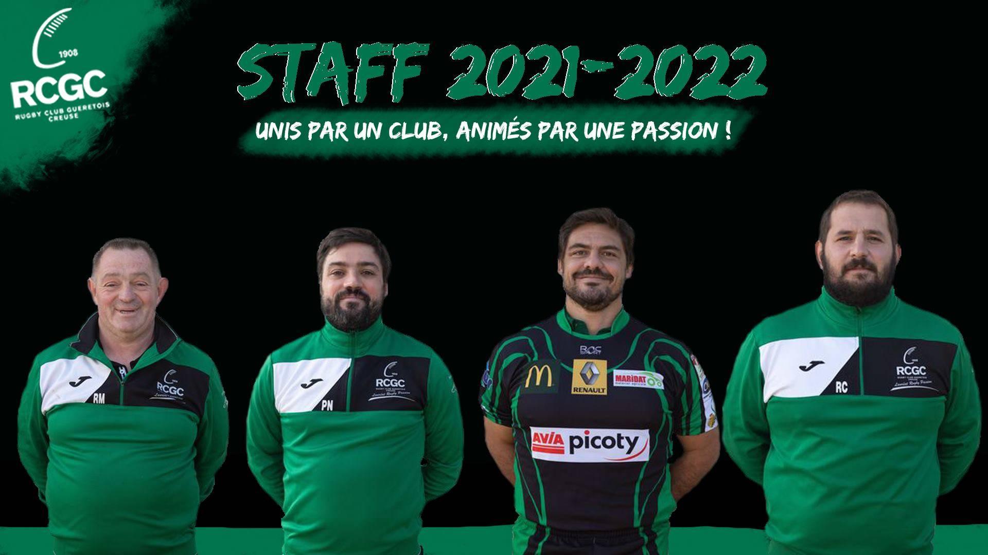 Avec un staff inchangé, le RCGC devrait avoir le regard tourné vers le haut de tableau (archive photo Jeremy VdC - RugbyAmateur.fr)