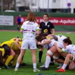 Le duel entre Romagnat et Bayonne début Mai sera capital pour les deux formations (crédit JML Photos)