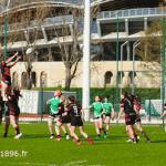 lou rugby feminin elite 1 play down 3 lou1896